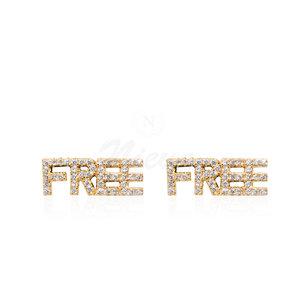 Brinco Ear Cuff Free Ouro