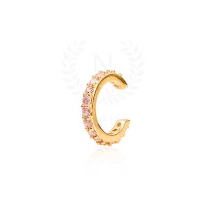 Brinco Piercing Sarah Rose Ouro (Prata 925)
