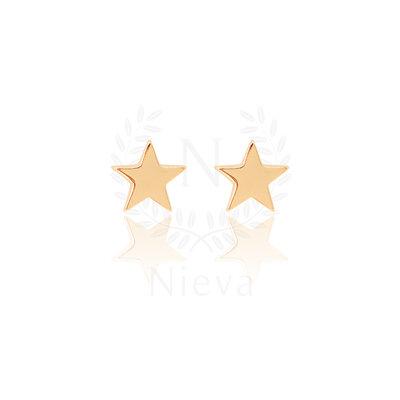 Brinco Star Ouro M