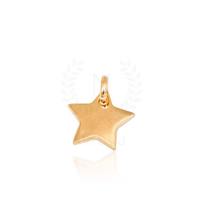 Pingente Star Ouro