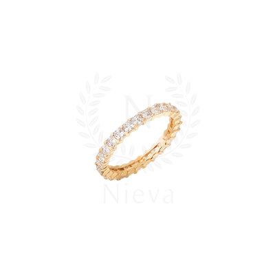 Aliança Clássica Ouro (Prata 925)