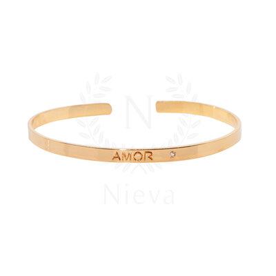 Bracelete Amor Ouro