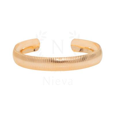 Bracelete Snake Ouro