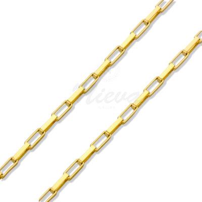 Corrente Cartier Ouro 55 cm
