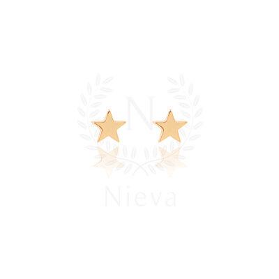 Brinco Star Ouro P
