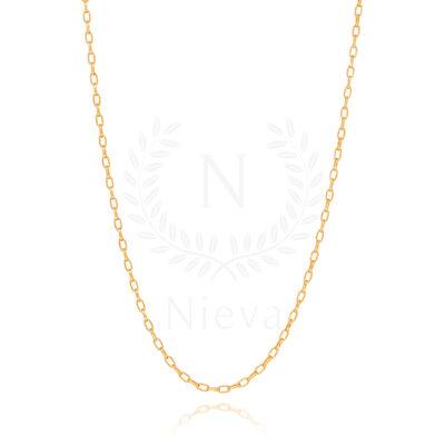 Colar Liza Ouro - 70 cm