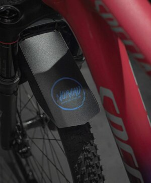 Paralama Bike MTB Dianteiro Nomad Azul