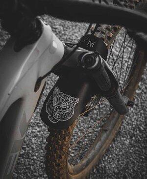 Paralama Bike MTB Dianteiro Bear