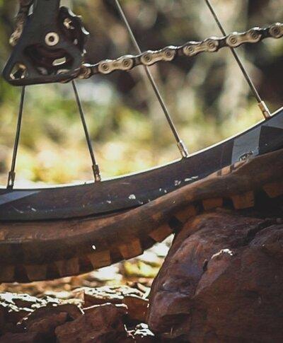 Defender Protetor De Aro E Pneu De Bicicleta