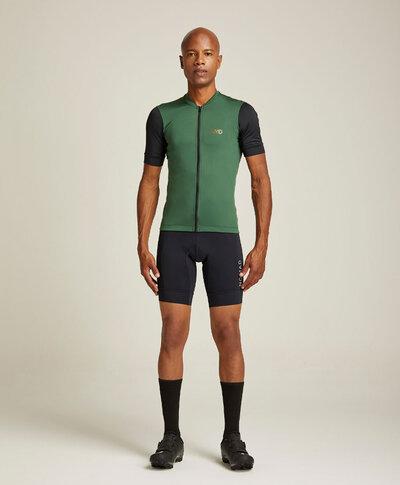 Jersey Masculina Performance Verde