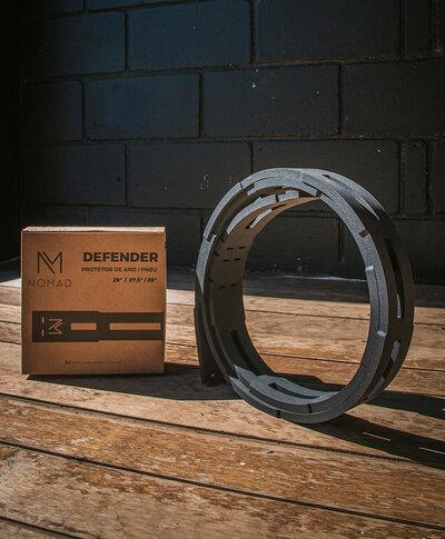 Defender MTB - Protetor De Aro E Pneu De Bicicleta