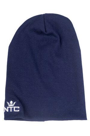 Touca NTC Bordado Azul Marinho Com Branco