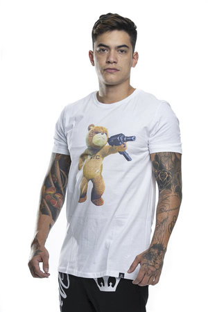 Camiseta Badass Teddy