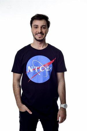 Camiseta Space Agency