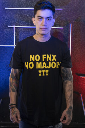 Camiseta No Major No Fnx