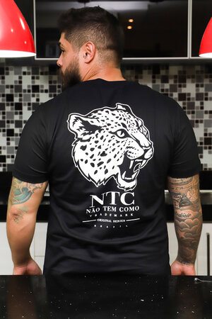 Camiseta Long Jaguar