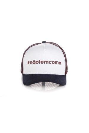 Boné #naotemcomo