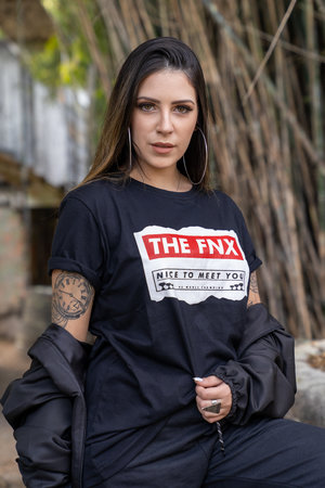Camiseta FNX Is The One