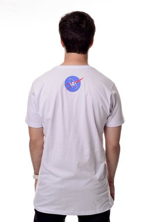 Camiseta Space Agency