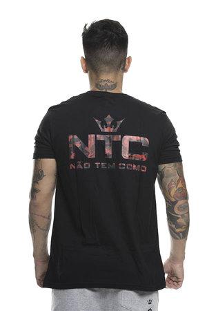 Camiseta Military Bloody Crown