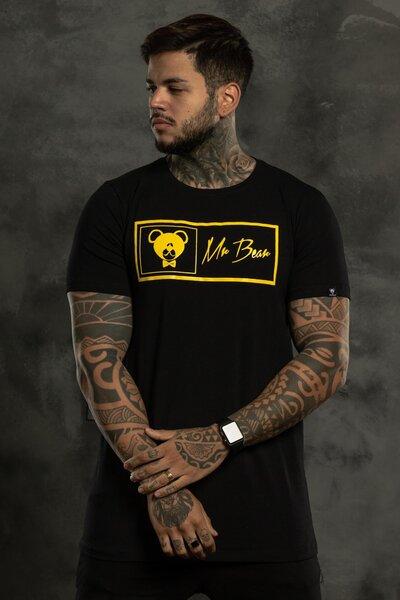 Camiseta Brand Box - Preto