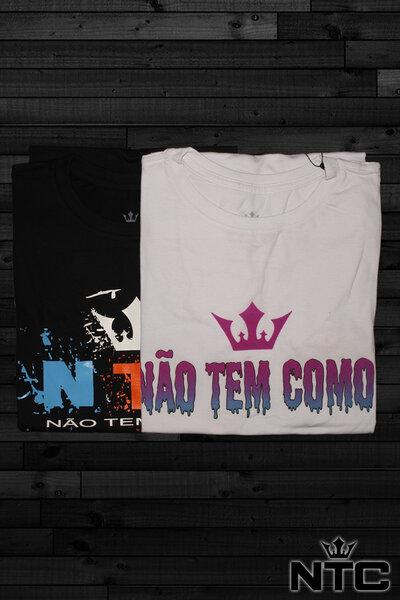 Conjunto 17 - 2 Camisetas C/ 10% de Desconto