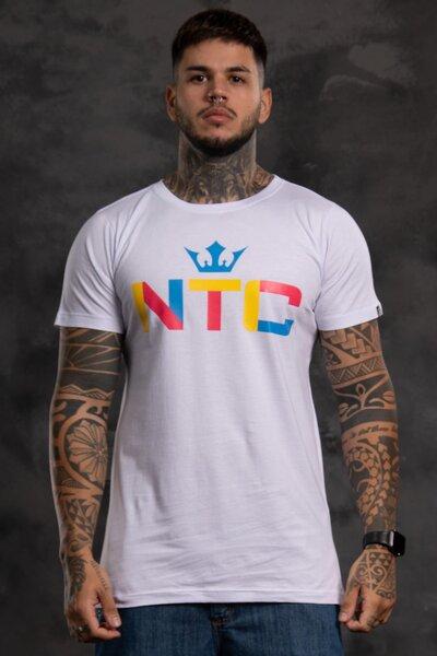 Camiseta Traced - Branco