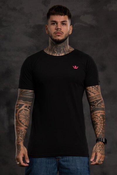 Camiseta Triplicate - Preto