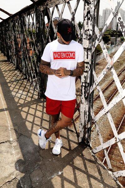 Camiseta Cashier - Branco