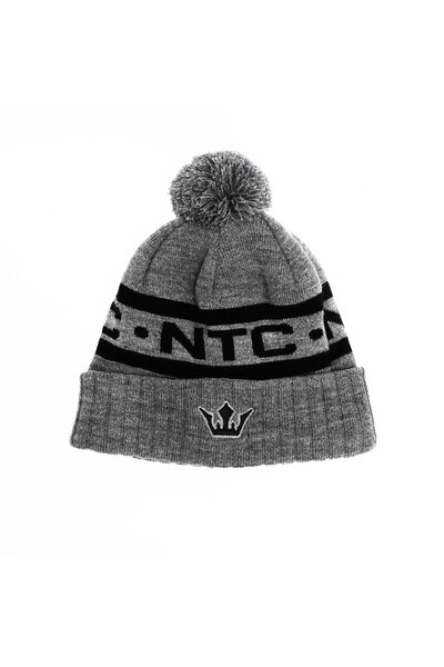 Touca Pompom Ntc And Crown