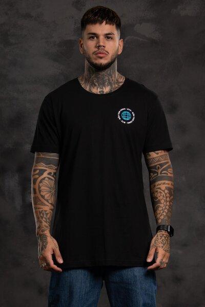 Camiseta Long Graphic