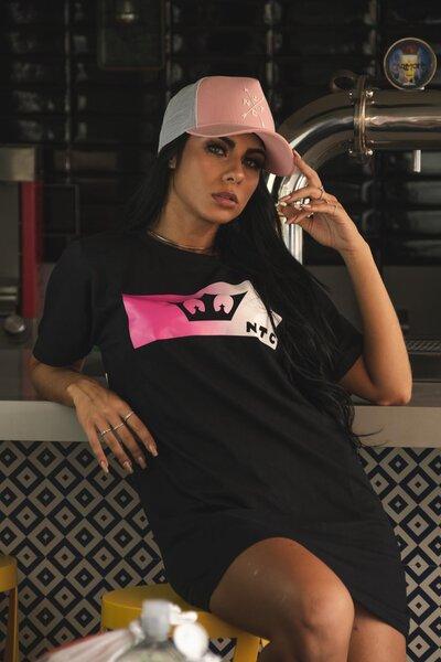 Camiseta Reality - Preto