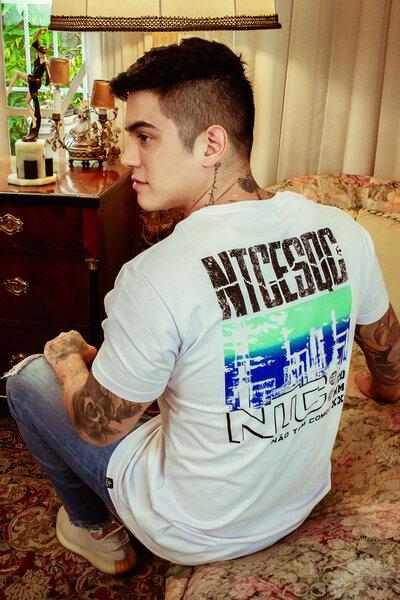 Camiseta Long NTCESQC