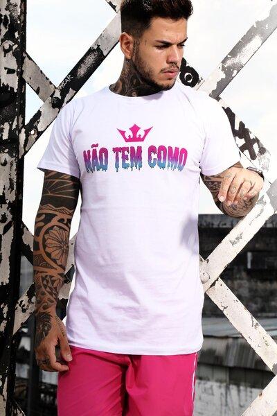 Camiseta Drained - Branco