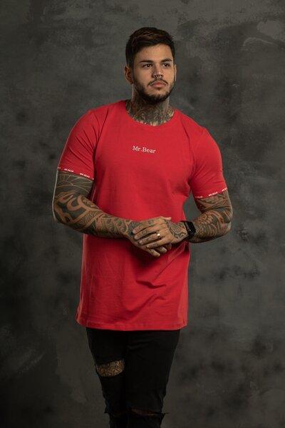 Camiseta Basic V2 - Vermelho