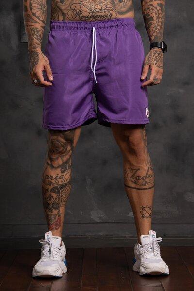 Shorts Basic - Roxo