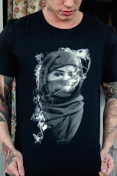 Camiseta Black Smoke