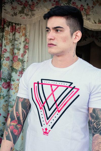 Camiseta Abstract