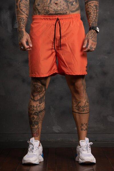 Shorts Basic - Laranja