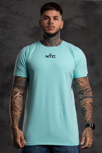 Camiseta New Basic - Azul Bebe