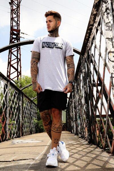 Camiseta Cashier - Mescla