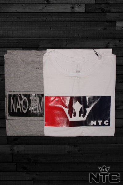 Conjunto 15 - 2 Camisetas C/ 10% de Desconto
