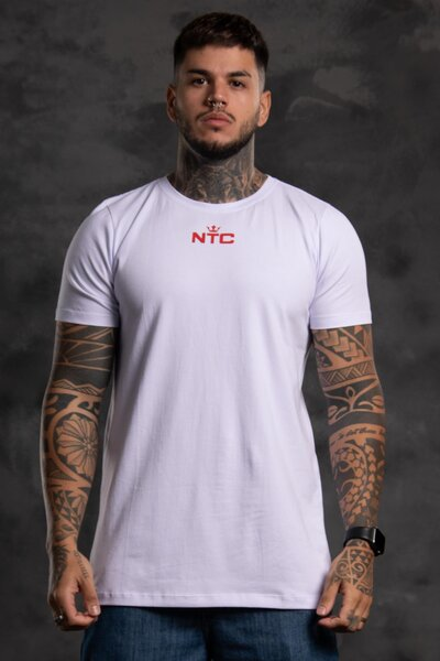 Camiseta New Basic - Branco