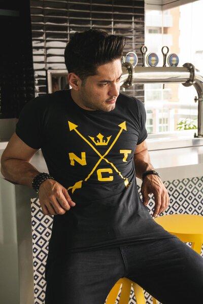 Camiseta Arrow - Preto