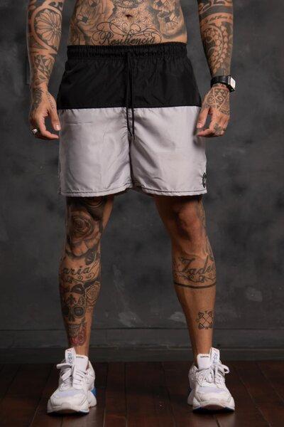 Shorts Two Collor - Mescla