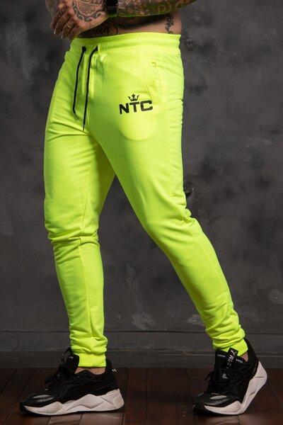 Calça Ntc Fluor - Amarelo