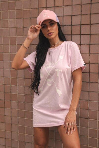 Camiseta Arrow - Rosa