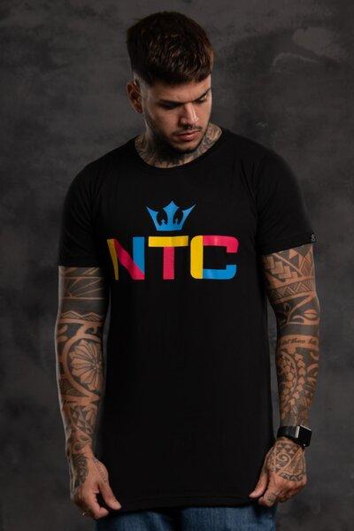 Camiseta Traced - Preto