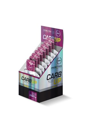 CAIXA CARB UP GEL - SUPER FÓRMULA - C/ 10 SACHÊS