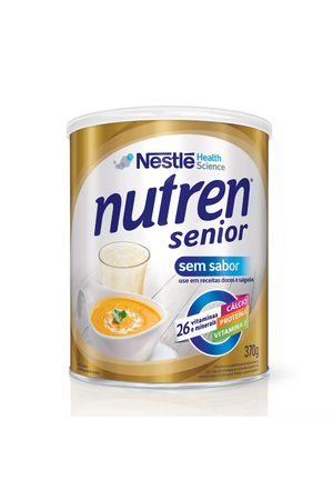Nutren Senior 370g - Nestlé Health Science